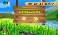 Duck Hunter Shooter  screenshot 3/5