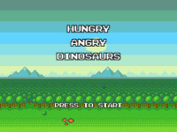 Hungry Angry Dinosaurs screenshot 1/6