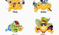 Adult emoji wallpaper pic screenshot 2/4