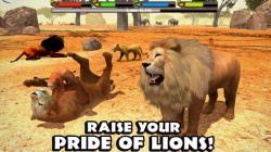 Ultimate Lion Simulator optional screenshot 1/6