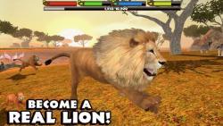 Ultimate Lion Simulator optional screenshot 2/6