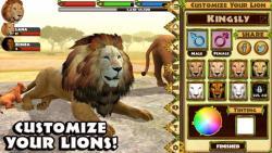Ultimate Lion Simulator optional screenshot 4/6