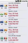 iCricket - Cricket scores and news screenshot 3/5