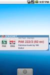 iCricket - Cricket scores and news screenshot 5/5