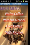 Coffee Drinks And Cocktails screenshot 2/4