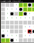 Wapfrog Minesweeper screenshot 1/1