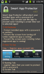 Smart App Protector Free screenshot 5/6