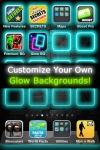 Glow Backgrounds - Customize your Home Screen Wallpaper! screenshot 1/1