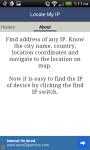 Locate My IP screenshot 4/4