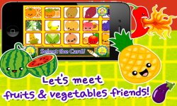 POPOYA Fruits Korean Flashcard screenshot 5/5