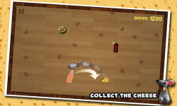 Cheese Chase Fun Run screenshot 3/4