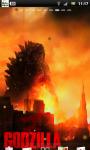 Godzilla Live Wallpaper 1 screenshot 2/3