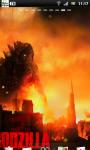 Godzilla Live Wallpaper 1 screenshot 3/3