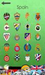 Football Team Logo Quiz  Test your Sport Soccer IQ screenshot 3/6