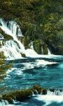 Waterfall View Lwp screenshot 2/3