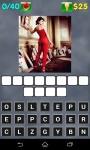 Celebrity Star Quiz screenshot 5/5