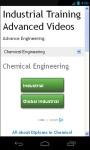 Chemical Engineering Videos screenshot 3/6