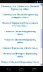 Chemical Engineering Videos screenshot 4/6