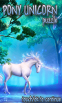Pony Unicorn Puzzle_ screenshot 1/3