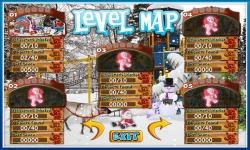 Free Hidden Object Game - Christmas Park screenshot 2/4