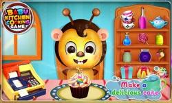 Baby Kitchen Cooking screenshot 1/6
