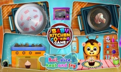 Baby Kitchen Cooking screenshot 3/6