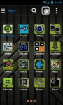 Go Launcher Theme 3D Android Green screenshot 2/3