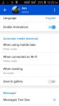 WhatsUp Messenger screenshot 1/6