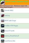 Best Used Luxury Cars  screenshot 2/3