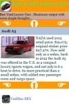 Best Used Luxury Cars  screenshot 3/3