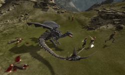 Mountain Dragon Simulation 3D screenshot 2/6