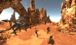 Mountain Dragon Simulation 3D screenshot 4/6