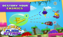 Smashy Pixel Plane Attack screenshot 3/4