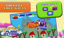 Smashy Pixel Plane Attack screenshot 4/4