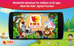 Puzzles for kids Jigsaw screenshot 1/6