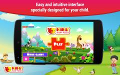 Puzzles for kids Jigsaw screenshot 2/6