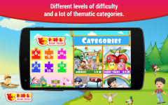 Puzzles for kids Jigsaw screenshot 3/6