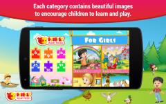 Puzzles for kids Jigsaw screenshot 4/6