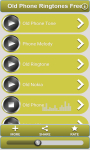Old Phone Ringtones and Sounds screenshot 2/6