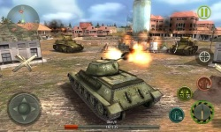 Tank Strike 3D screenshot 1/6
