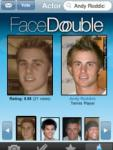 FaceDouble Celebrity Look alike screenshot 1/1
