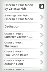 EBook - Once In a Blue Moon screenshot 2/4