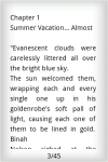EBook - Once In a Blue Moon screenshot 3/4
