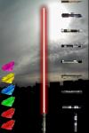 Augumented lightsaber screenshot 2/3