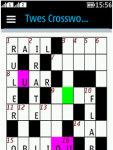 Twes Crosswords Lite Free screenshot 3/4