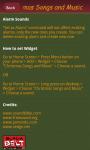 Christmas Music and Songs screenshot 6/6
