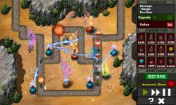 Hell Fire-Tower Defense II screenshot 2/4