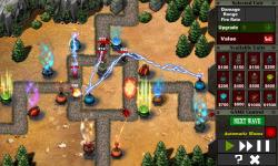 Hell Fire-Tower Defense II screenshot 3/4