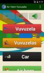 Air Horn  Sirens and Vuvuzela screenshot 1/3
