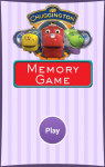 Chuggington Memory Game screenshot 1/3